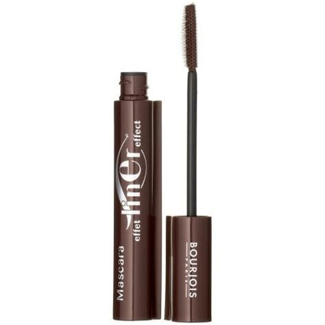 Bourjois Liner Effect Mascara Expert Review by Bourjois Liner Effect Mascara 82 Brun Artiste On