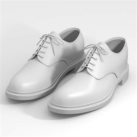 Dress Shoe 3d Model Free by Dress Shoes