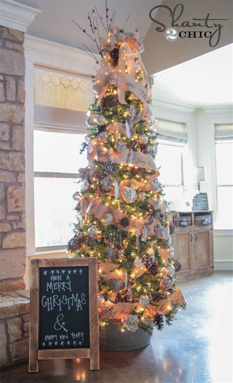 decorating skinny christmas tree 25 best ideas about tree on farmhouse tree stands
