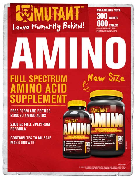 Mutant Amino 600 Tab Amino Mutant Amino Mutant 2222 On Amino 2222 mutant amino 300 tab pattaya