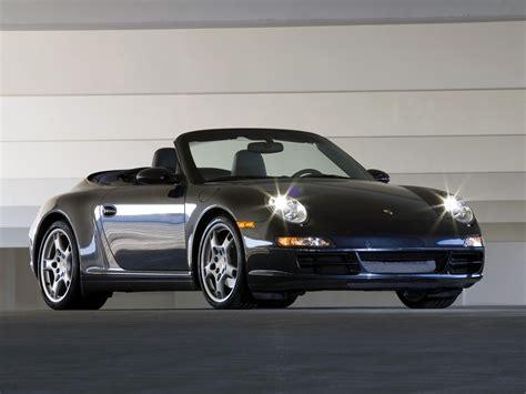 porsche 911 convertible 2005 porsche 911 carrera 4s cabriolet 997 2005 2006 2007