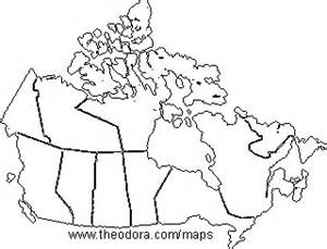 map of canada to colour canada outline map coloring page