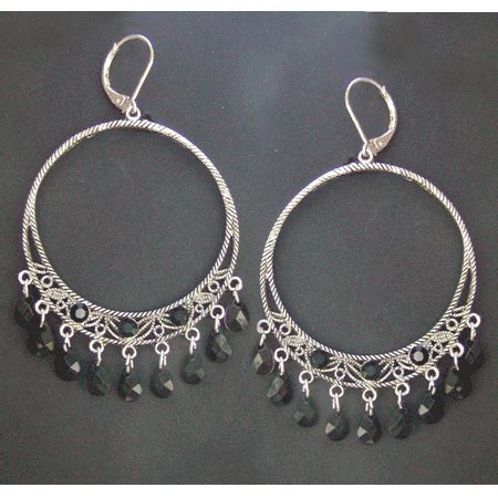 Mexican Chandelier Earrings Mexican Style Chandelier Earrings