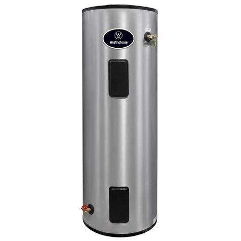 Water Heater With westinghouse 80 gal lifetime 4500 watt electric water