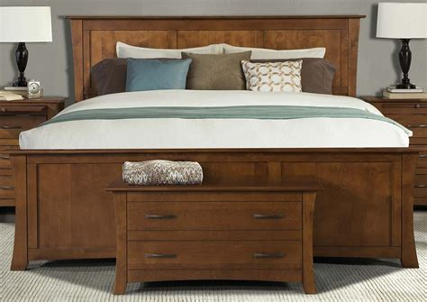 grant park bedroom set grant park pecan panel bedroom set gpkpe5030 a america