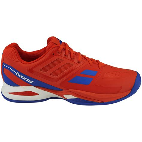 babolat mens propulse team clay court tennis shoes