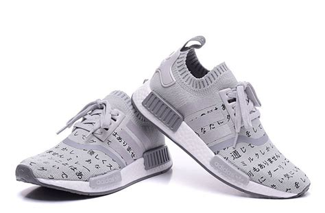Sepatu Adidas Nmd Runner Grey White adidas nmd runner pk japan grey white adidas uk