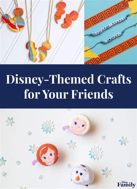 disney themed crafts for 8 disney themed crafts for friends babble