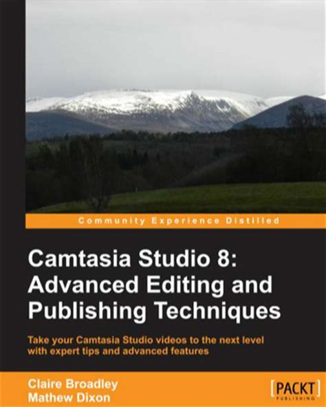 Brand New Camtasia Studio Book By Uk Technical Authors