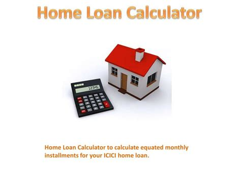 housing loan calculator singapore ppt motgage calculator singapore powerpoint presentation id 7382635