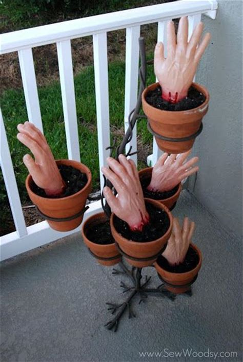 scary crafts for adults diy craft ideas 30 pics