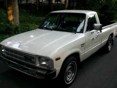 Toyota 2 Diesel 1982 Toyota 2 2l Diesel From Nevada
