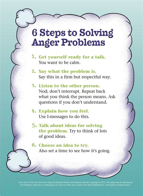 printable anger management activities 25 best ideas about anger management on pinterest what