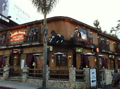 Saddle Ranch Chop House by Saddle Ranch Chop House West California Ca