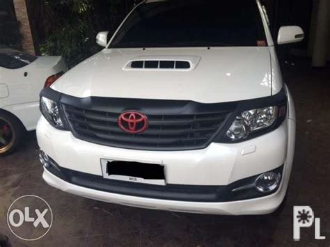 Toyota Payment Monthly Payment Toyota Fortuner Used Cars In Manila