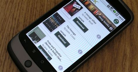 barnes and noble app for android barnes noble nook for android released slashgear