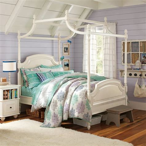 teen canopy bed coraline canopy bed pbteen clientjjo pinterest