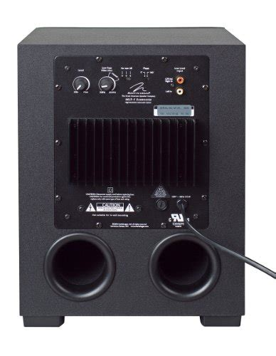 martin logan mlt 1 5 1 speaker system black