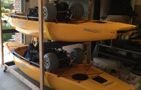 garage rack for kayak bcep2015 nl