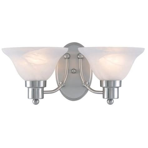 Buy The Hardware House 544478 Wall Light Fixture 2 Light Light Fixture Hardware