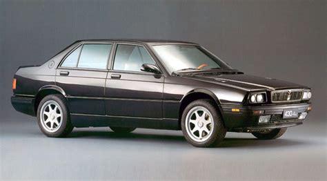 how cars work for dummies 1991 maserati 430 engine control 1987 1994 maserati 430 maserati supercars net