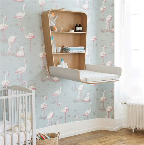 Wall Change Table Nursery Changing Tables Ideas Tips Brands Interiors