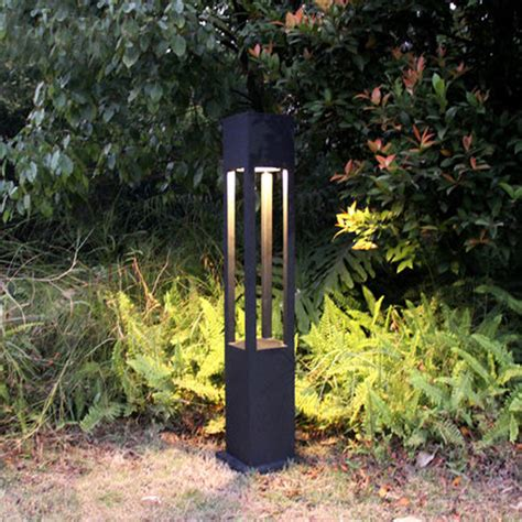 outdoor led pole lights 1 meter outdoor pole lights home ideas collection