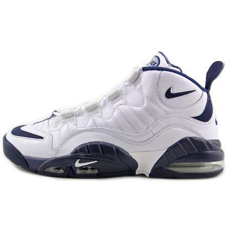 athletic shoe company specializing in basketball shoes nike nike air max sensation leather white basketball