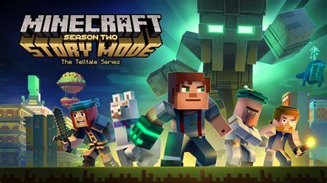 minecraft story mode minecraft story mode season 2 s premiere episode hero
