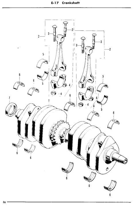 crankshaft parts diagram honda cb750 engine diagram starter honda get free image