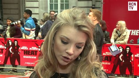 Game Of Thrones Natalie Dormer Interview   The Red Wedding