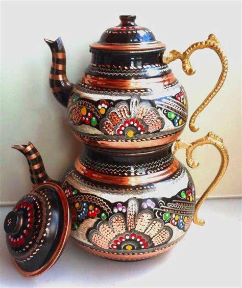 turkish ebay turkish teapot teamaker kettles caydanlik semaver copper
