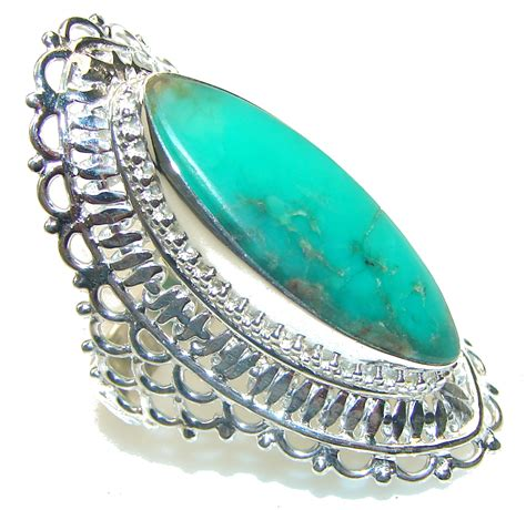 Green Chrysoprase Ring 15 chrysoprase rings wear the lovely apple green birthstone of may birth magic
