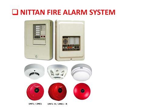 Alarm Nittan jual alarm nittan alarm kebakaran harga murah
