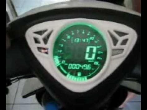 Spedo Meter Variasi Speedo Koso Mio Sporty Digital Variasi 53