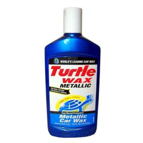 Turtle Metallic Car Wax by Wholesale Turtle Wax Metallic Car Wax Sku 376161 Dollardays