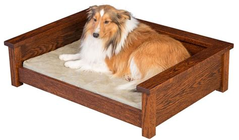 top rated dog beds top rated orthopedic dog beds wood adirondack pet bed dog