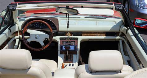 maserati spyder interior file 1987 maserati biturbo spyder interior jpg wikimedia