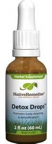 Candidate Detox Supplement by Detox Drops Herbal Supplement To Support Liver Function