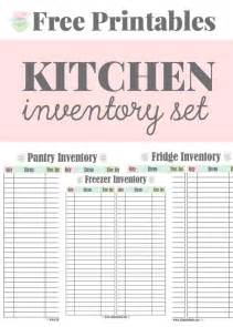 1000 ideas about freezer inventory printable on