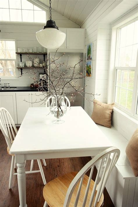 tiny house dining table learning to love living with less in a little house