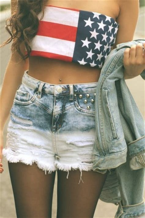 Hotpants Ombre shorts ombre dip dyed studs studded dip