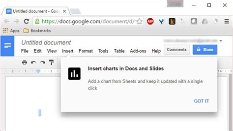 Link Spreadsheets In Docs by Now Insert And Link Spreadsheet Charts Into Docs