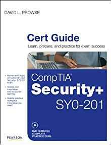 cert basic participant manual books comptia security syo 201 cert guide cert