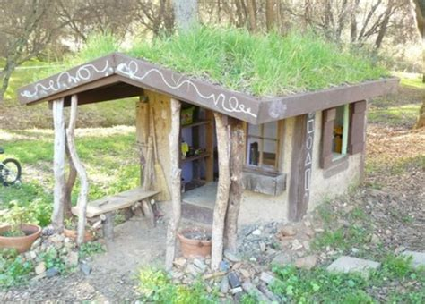 cob dog house building a naturally cool cob playhouse for 30 homestead survival