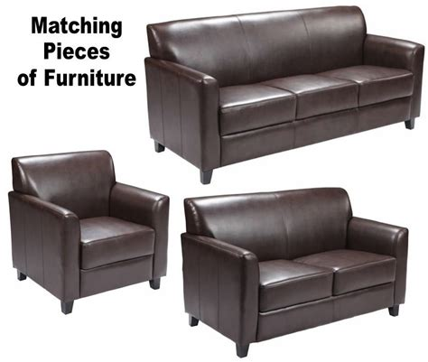 how to match furniture matching brown leather furniture sofa loveseat chair sofas