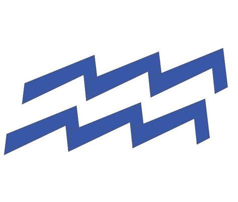 zodiac aquarius symbol