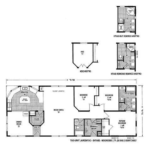 clayton mobile home floor plans clayton mobile home floor plans photos