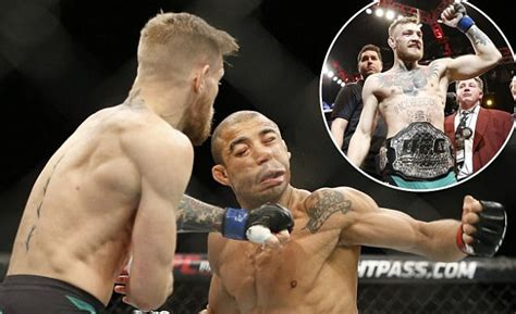 10 years 13 seconds the conor mcgregor story books sport news pictures and daily mail