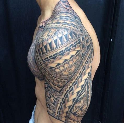 tattoo maker in goregaon tattoo arm mann tribal full sleeve tattoo polynesian